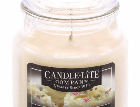 Duftkerze Creamy Vanilla Swirl - 85g