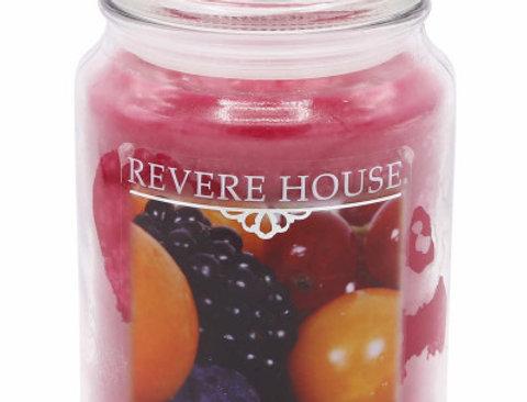 Duftkerze Berry Mandarin - 652g