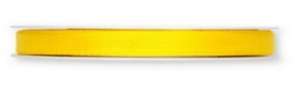 Band feines Leinen gelb
