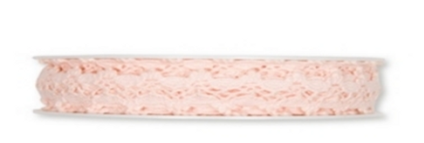 Häkelspitze Var.3 rosa