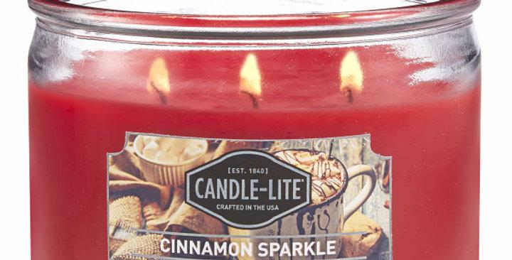 Duftkerze Cinnamon Sparkle