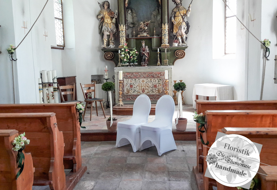 Kapelle Gut Georgenberg, Glonn