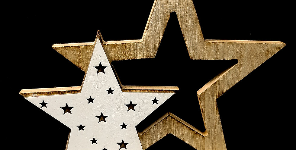 Aufsteller Sterne