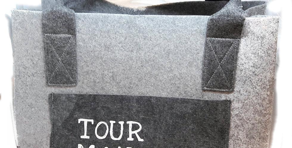 """Shoppingtasche """"Tour Manager"""""""