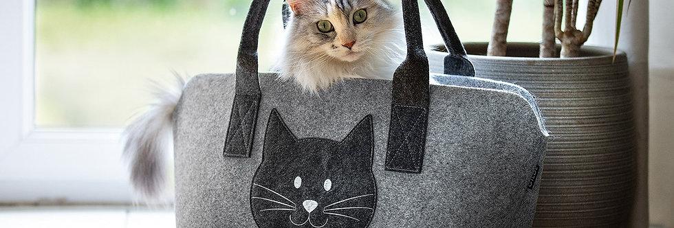 """Shoppingtasche """"Katze"""""""