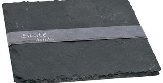Schieferplatte Quadrat - Nr.81