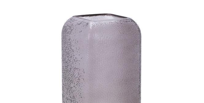 Vase Acanthus Glas eckig
