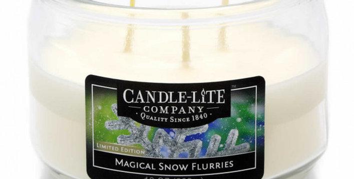 Duftkerze Magical Snow Flurries - 283g