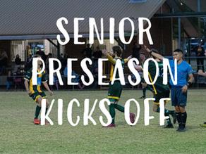 Senior Preseason Kicks Off