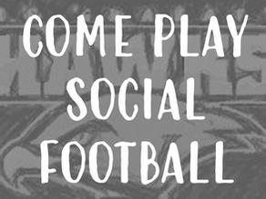 Come Play Social Football