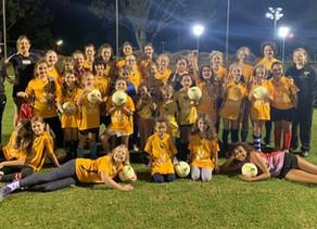 NEW IN 2020: U9, U11 & U13 Girls Only Teams