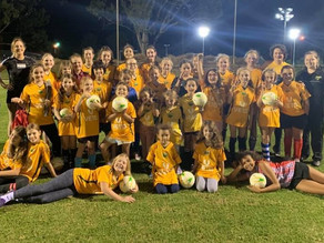 NEW IN 2020: U9, U11 & U13 Girls Only Teams