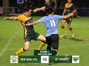 PREVIEW: Round 1 vs New Farm