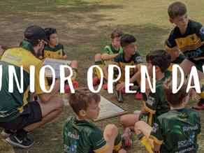 Junior Open Days