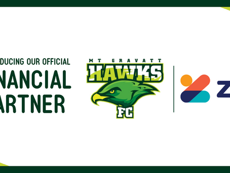 Hawks Signs on with ZIP PAY