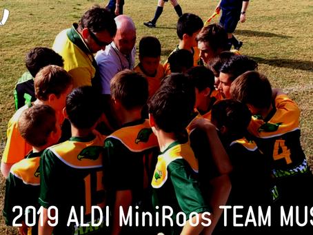 ALDI MiniRoos - Important Dates