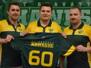 Hawks Announces New Coaching Team