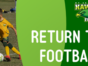 Return to Football - It's Finally Here!!
