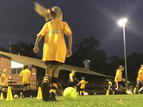 NEW: U6-7 Girls Only Teams