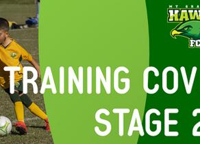 Training - COVID Stage 2B