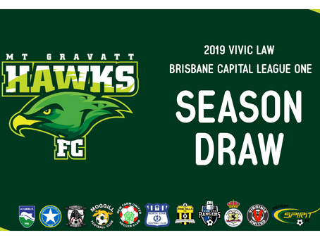 Football Brisbane Release 2019 Vilic Law Capital League Schedule