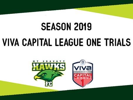 Capital League/Youth Preseason