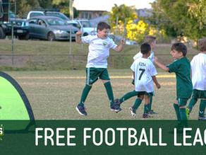 FREE Football 5-8 Years