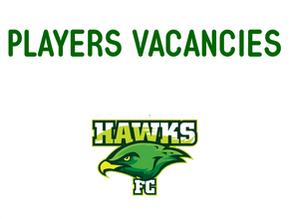 Player Vacancies