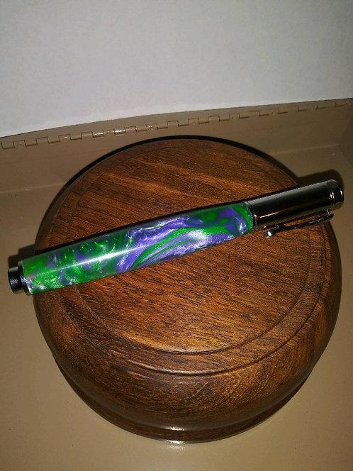 Zen capped pen