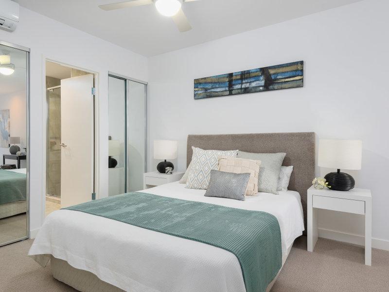 Wooloongabba - Palazzo bedroom