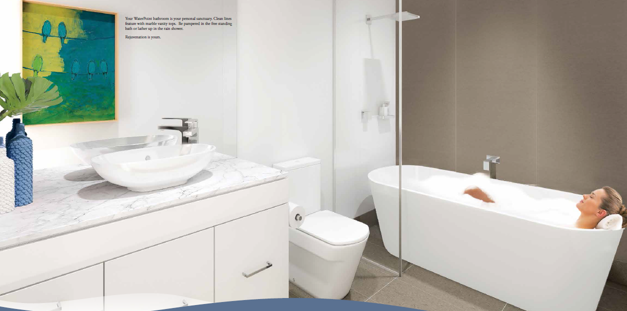 Biggera Waters - WaterPoint bathroom
