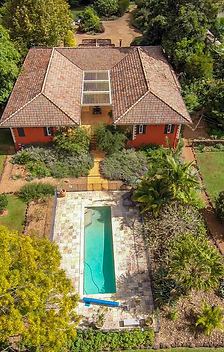 182 Long Rd Tamborine Mountain - Rear of