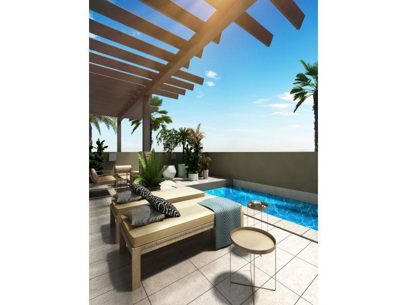 Wooloongabba - Palazzo pool