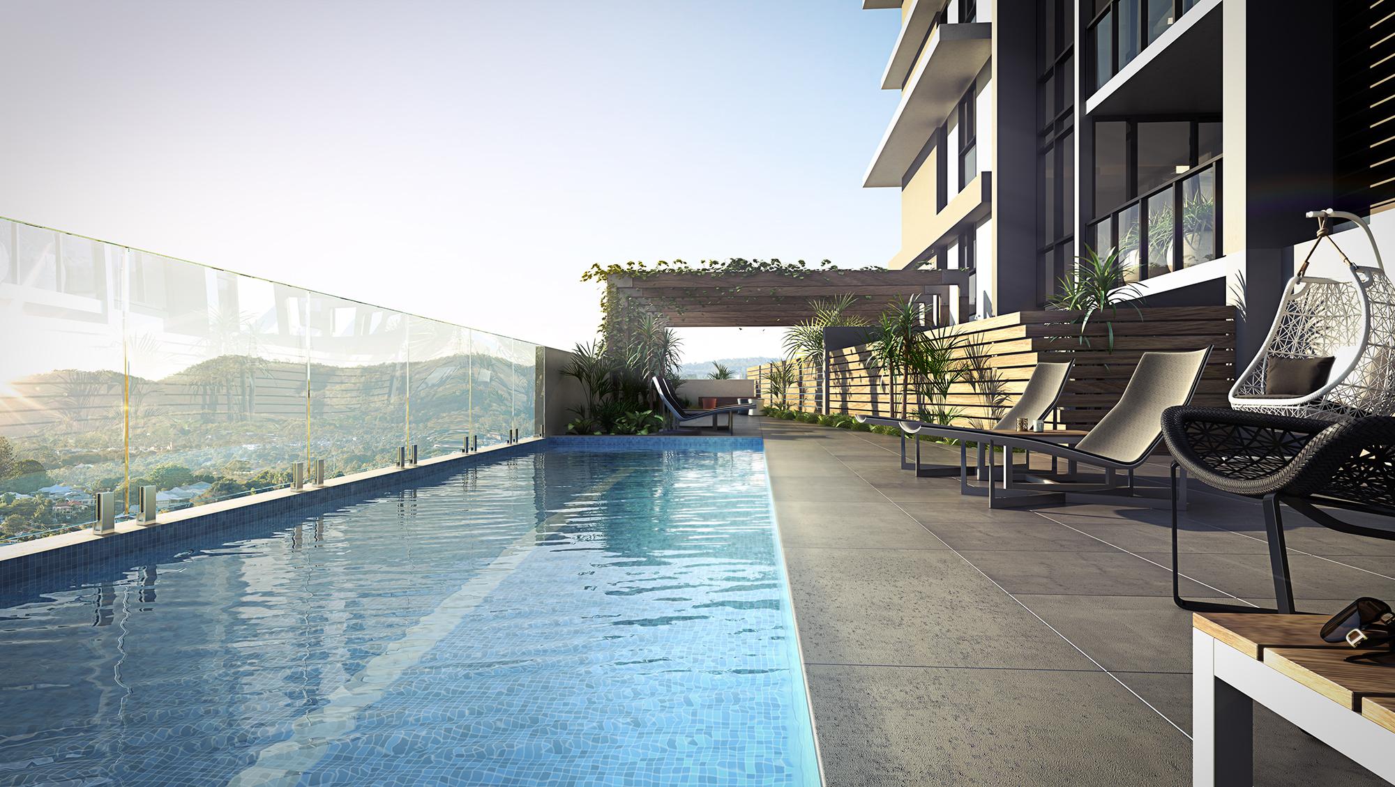 Albion - Hudson pool