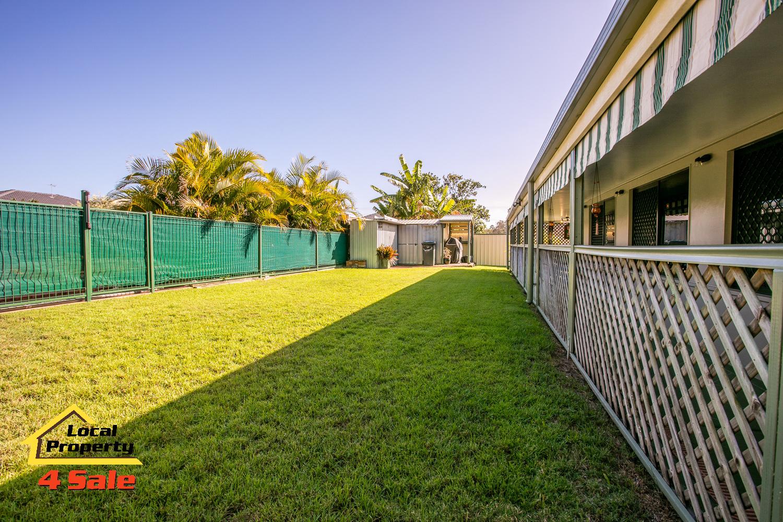 Rochedale- Thallon yard