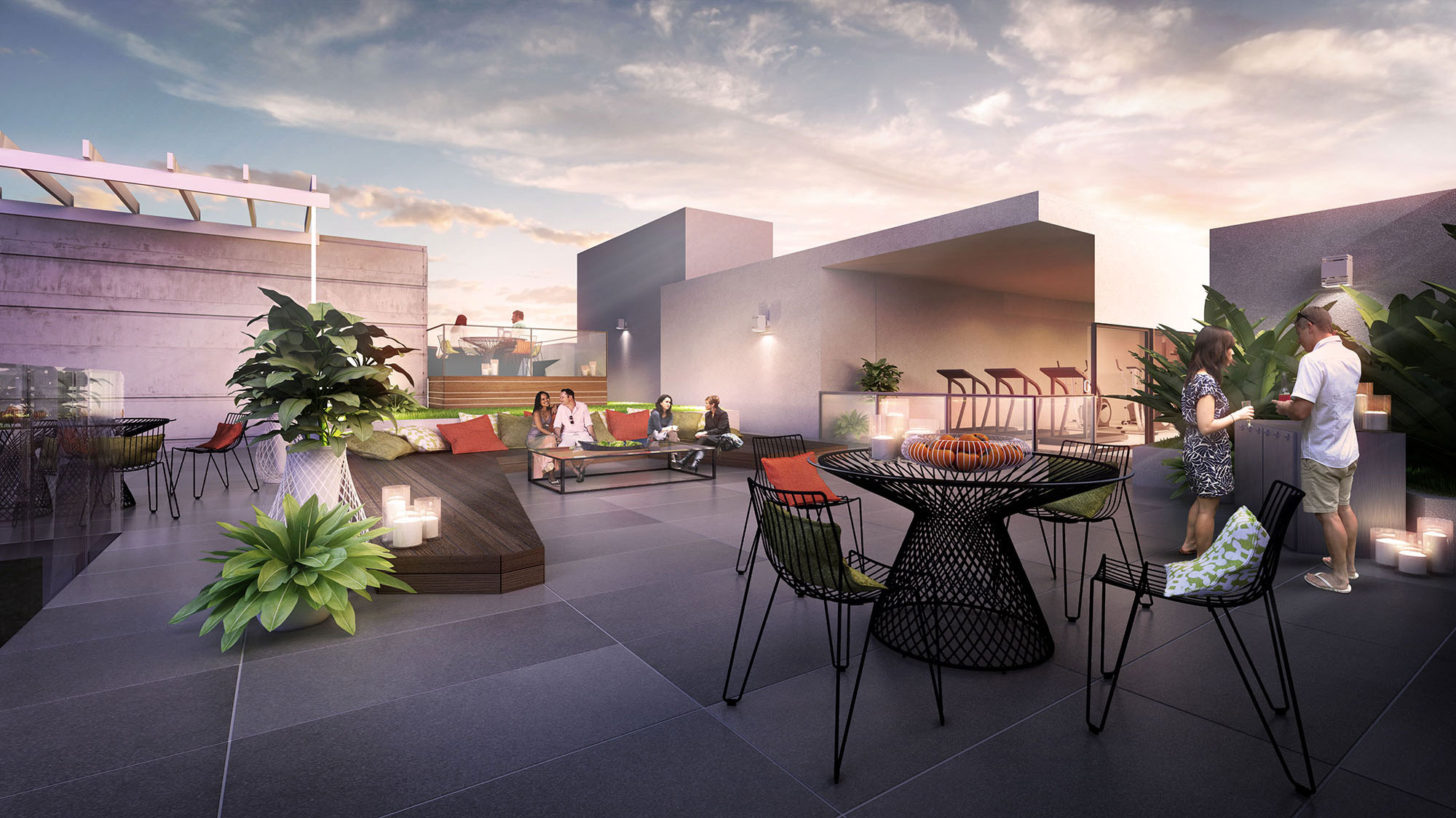 Fortitude Valley - Broadway rooftop