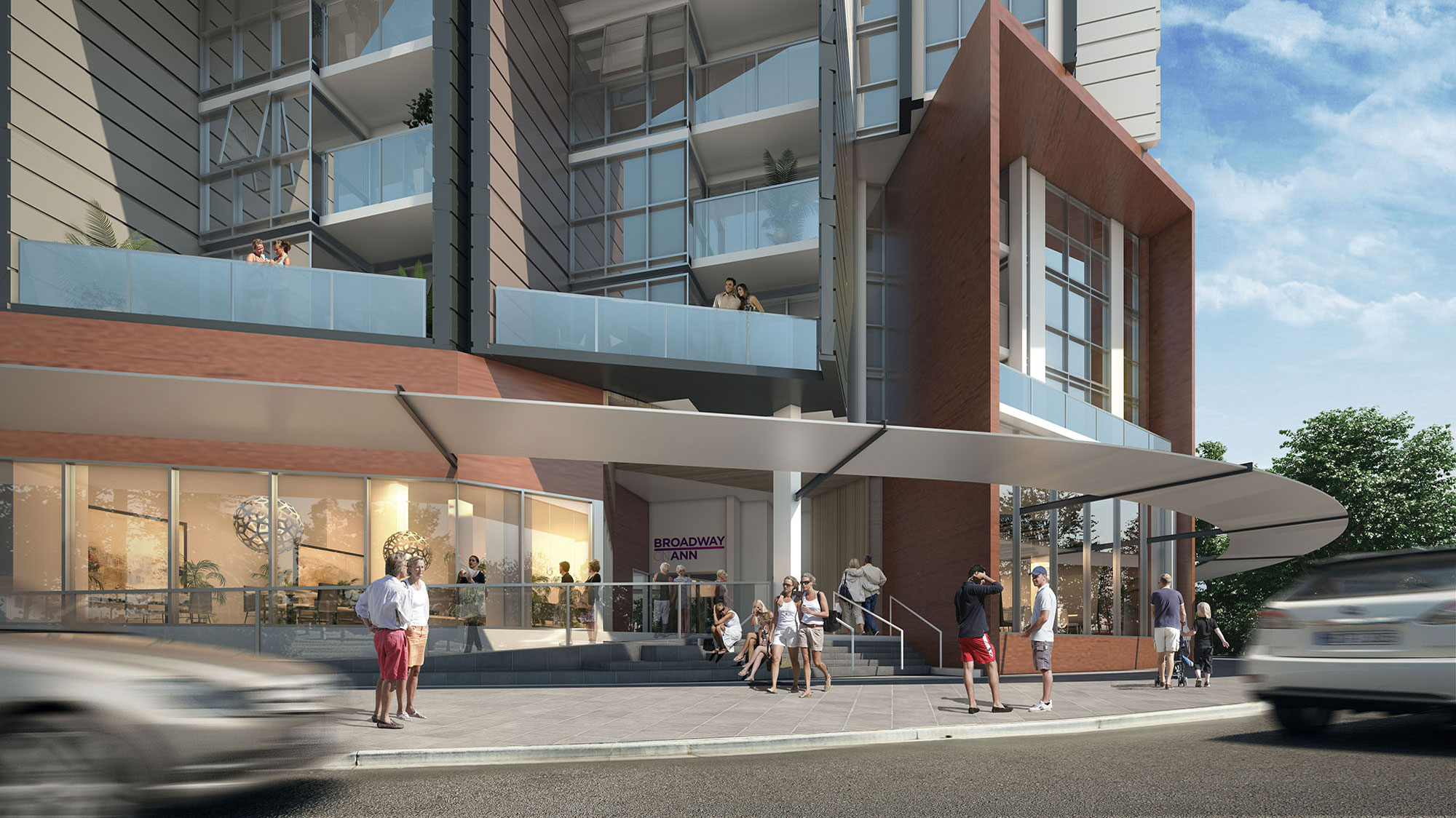 Fortitude Valley - Broadway front