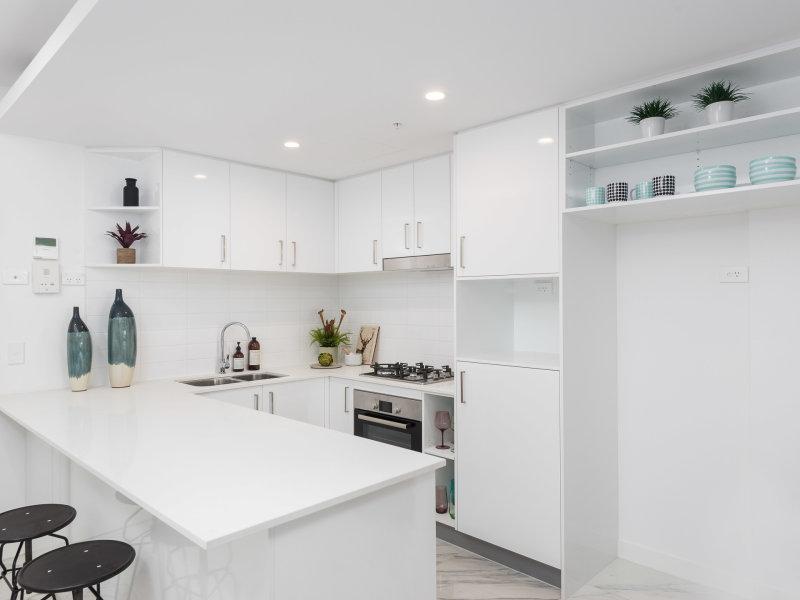 Wooloongabba - Palazzo kitchen