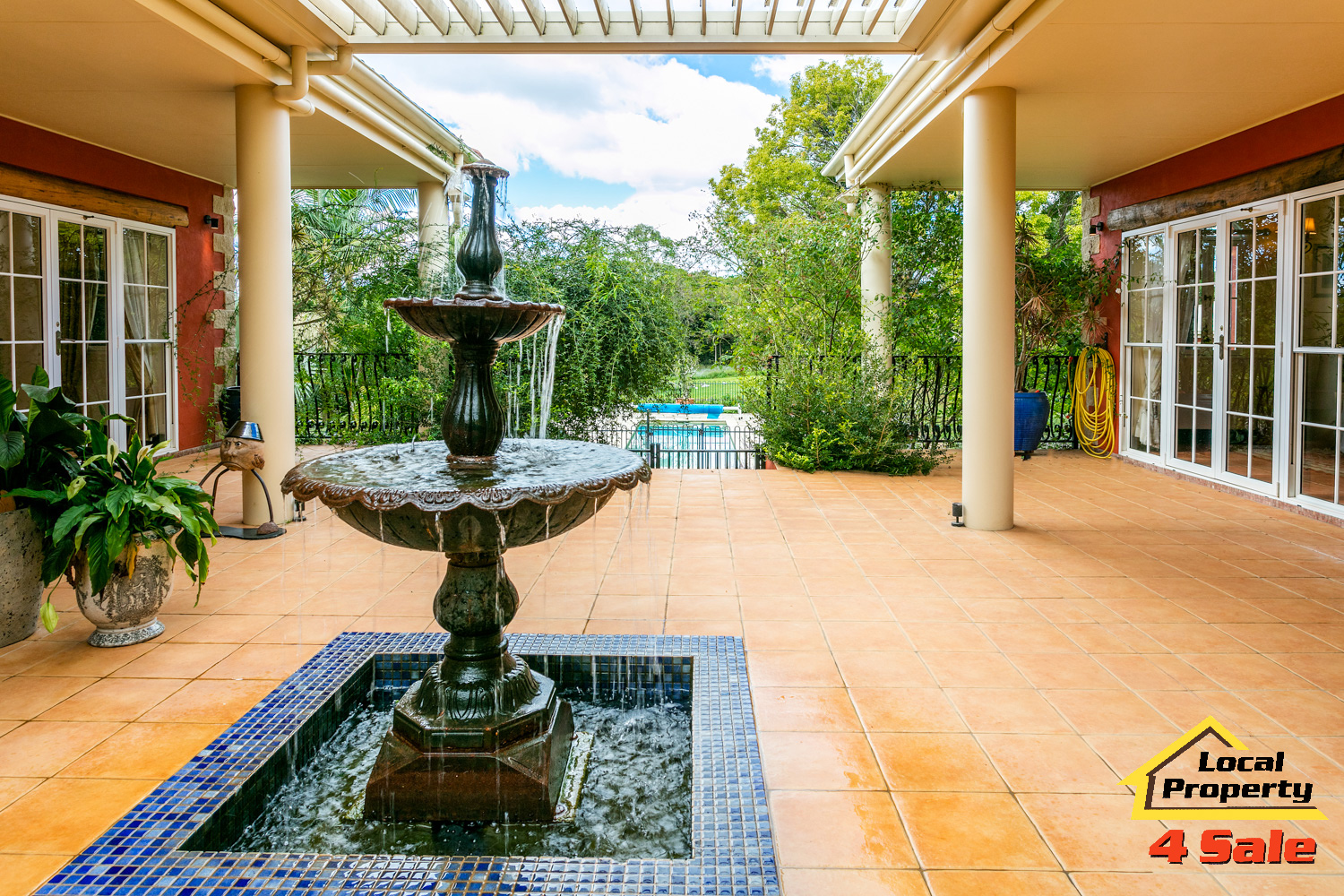 182 Long Rd Tamborine Mountain - Outdoor Entertaining 1
