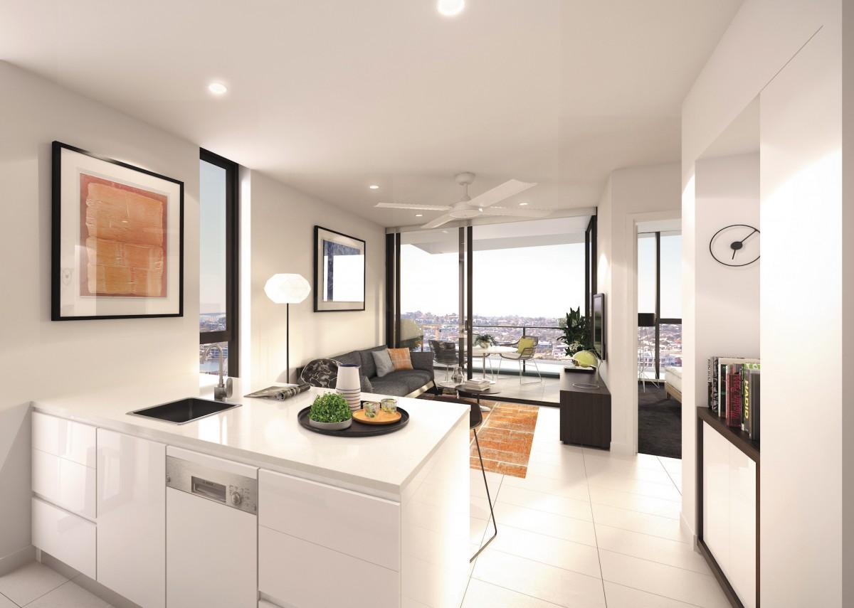 Newstead - Laguna kitchen
