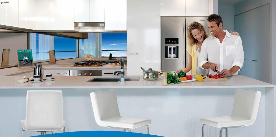 Biggera Waters - WaterPoint kitchen