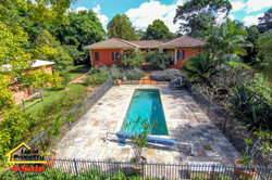 182 Long Rd Tamborine Mountain - Swimming pool