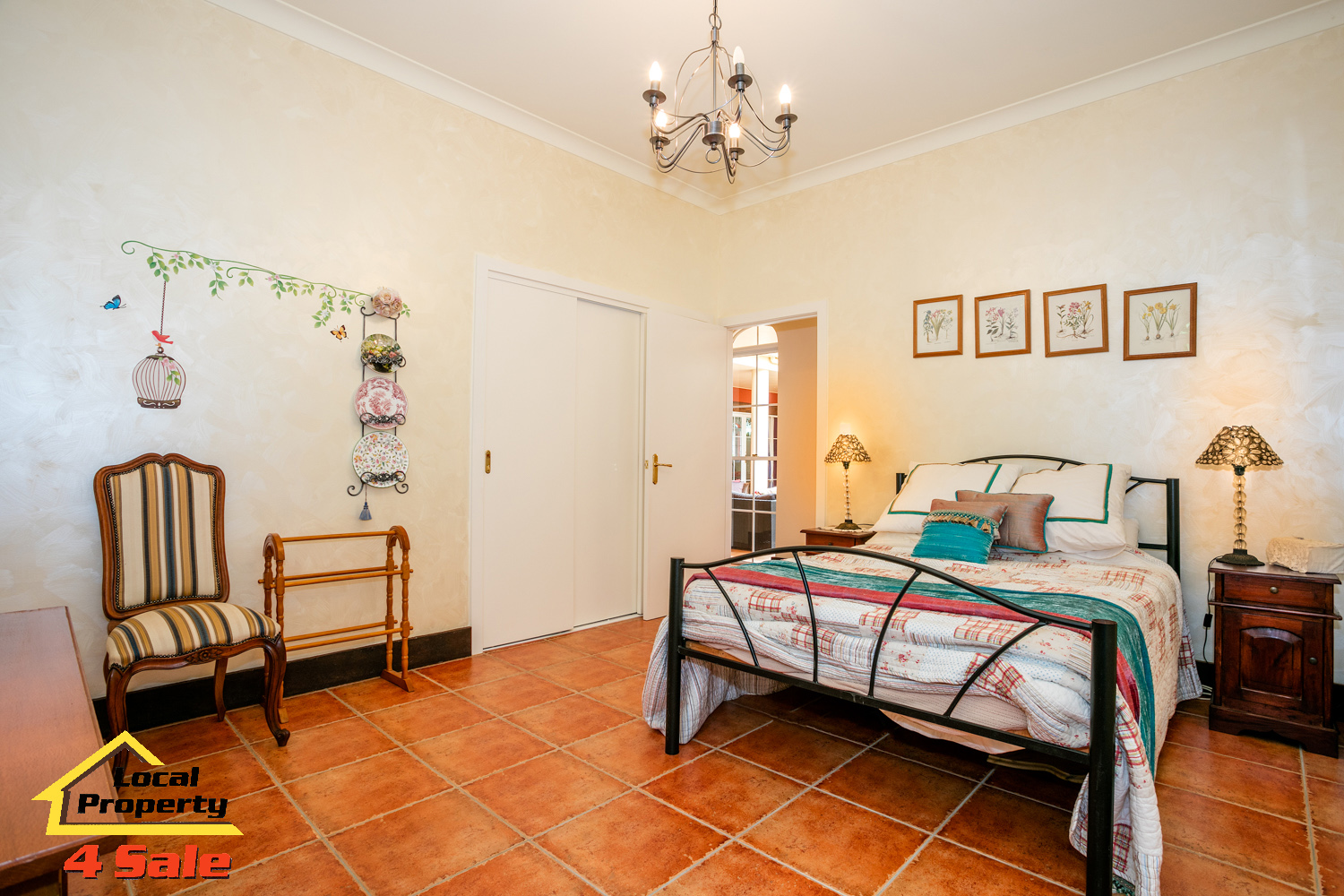 182 Long Rd Tamborine Mountain - Bedroom 3