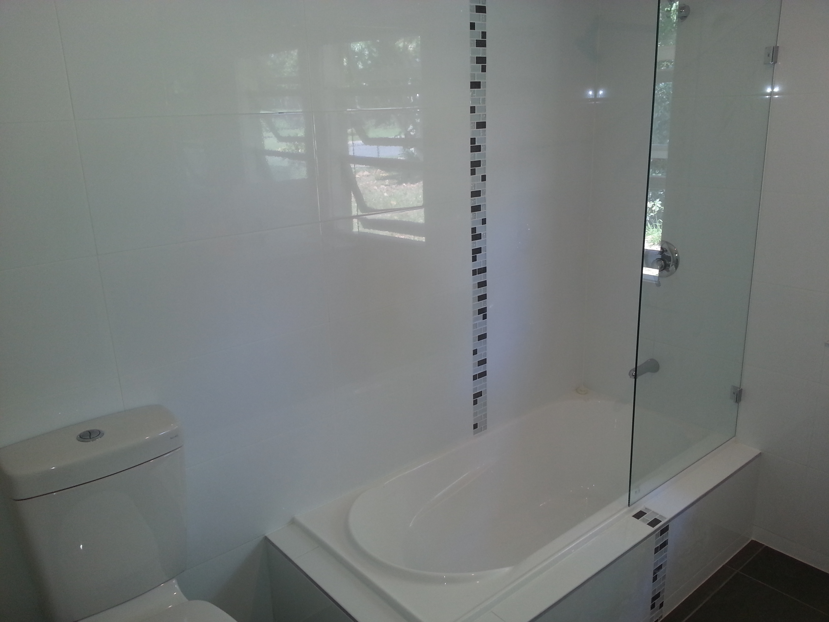 Slacks Creek - Lake bath