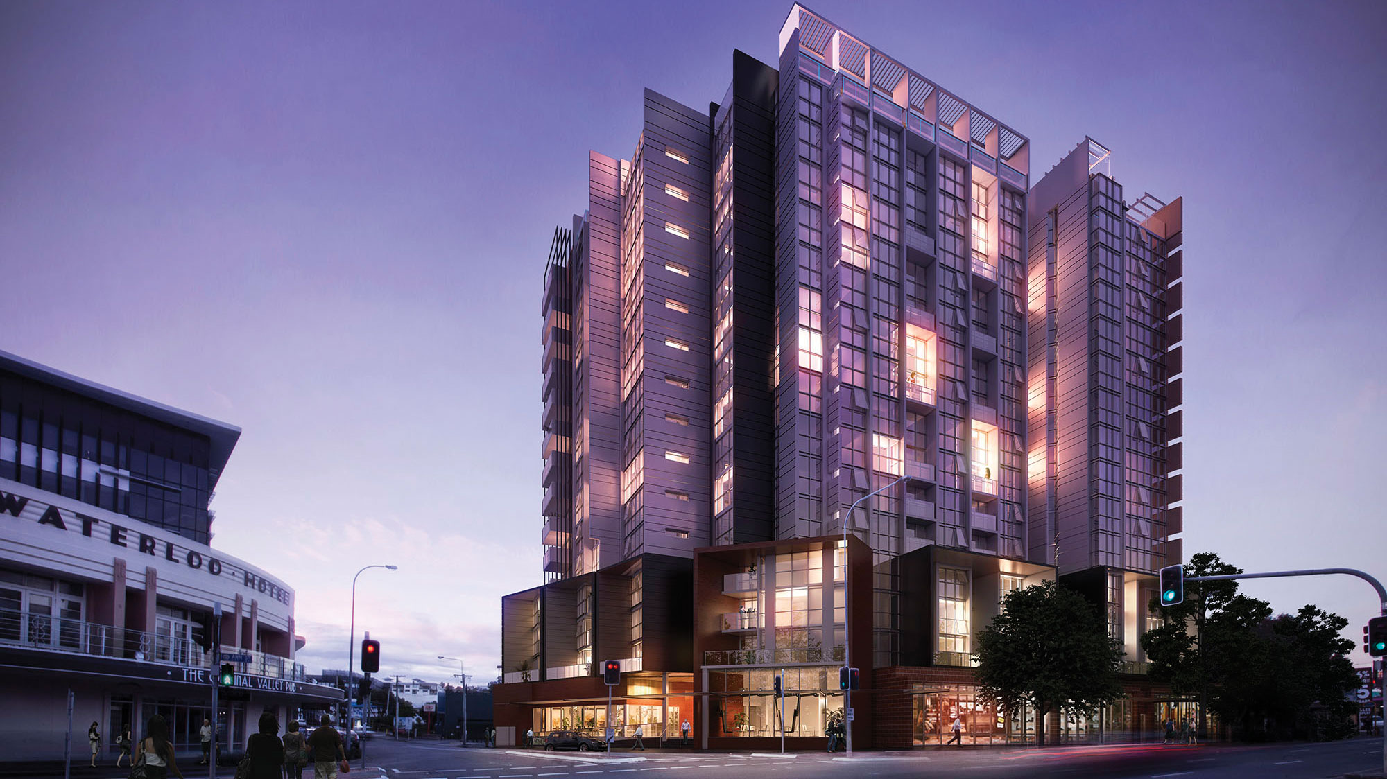 Fortitude Valley - Broadway exterior
