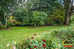 182 Long Rd Tamborine Mountain - Front Gardens