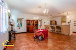 182 Long Rd Tamborine Mountain - Dining Room