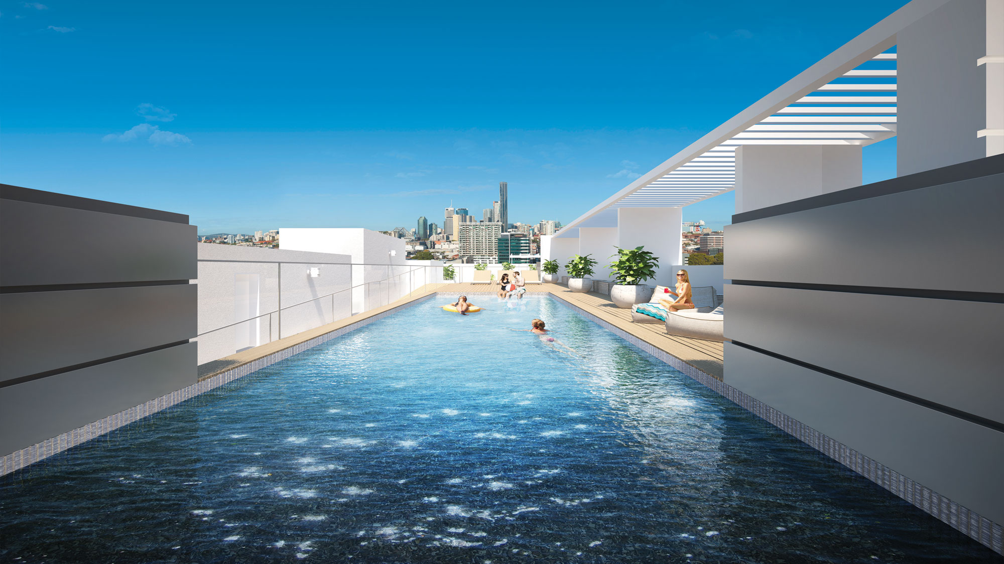 Fortitude Valley - Broadway pool