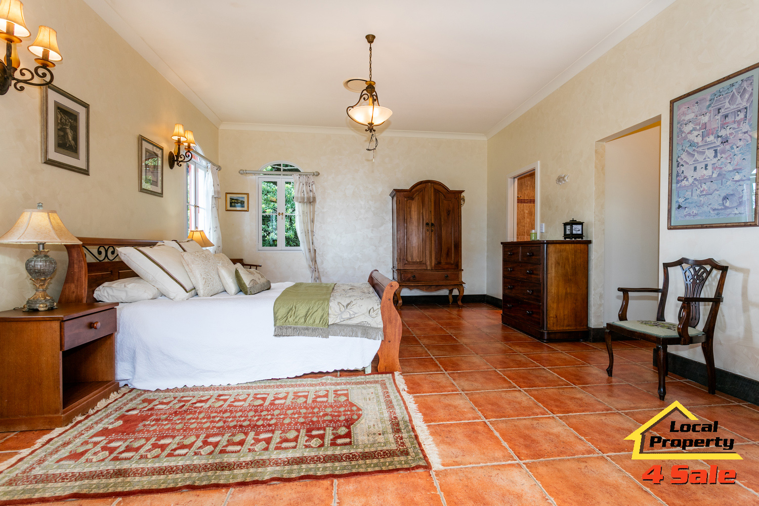 182 Long Rd Tamborine Mountain - Bedroom 4 a