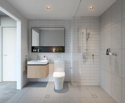 Fortitude Valley - Henley bathroom
